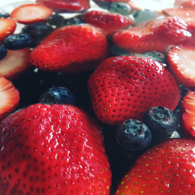 Strawberries&Blueberries