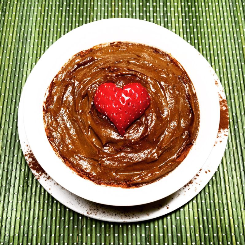 ChocolateAvocadoPudding